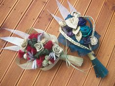 Flax flower arrangements for the home - Fabulous Flax Bouquets and Arrangements for Weddings and Special Occasions Flax Weaving, Flax Flowers, Maori Designs, Purple Wedding, 4th Of July Wreath, Decorating Your Home, Flower Arrangements, Projects To Try, Flower Bouquets