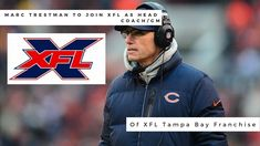 According to the Tampa Bay Times, former NFL head coach Marc Trestman will be the Head Coach/GM of the XFL Tampa Bay XFL franchise. Xfl Teams, Montreal Alouettes, Canadian Football League, Grey Cup, Chicago Bears, Tampa Bay, Nfl, Names, Baseball Cards
