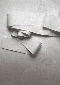 white ribbon | atelier olschinsky