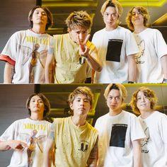 Listen to every One OK Rock track @ Iomoio One Ok Rock, Takahiro Moriuchi, My Chemical Romance, Visual Kei, Twenty One Pilots, Rock Bands, Guys, Rook, Singers