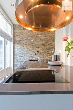 Wave Design, Kitchen, Home Decor, Cooking, Decoration Home, Room Decor, Kitchens, Cuisine, Home Interior Design