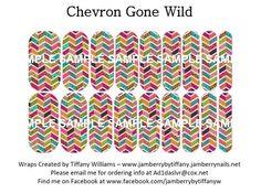 Chevron Gone Wild NAS