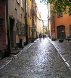 The Old Town - Stockholm