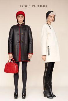Louis Vuitton Pre-Fall 2013 - Slideshow - Runway, Fashion Week, Reviews and Slideshows - WWD.com
