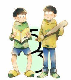 Choromatsu & Jyushimatsu