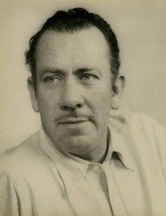John Steinbeck, photographed by Josef Breitenbach