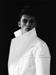 Kris Van Assche: all about the making of clothes