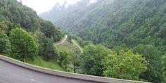 Col de la Madeleine (Saint-Etienne-de-Cuines). Not my dearest climb but still a beauty!