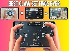Best 4 finger claw setup for PUBG mobile for Android and IOS Ipad. How to learn 4 finger claw settings for PUBG Mobile. How to get more kills in PUBG mobile.