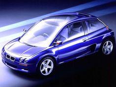 '93 BMW Z13 concept