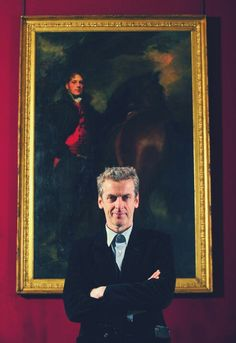 Peter Capaldi  This documentary was awesome. He'd make an great art history teacher