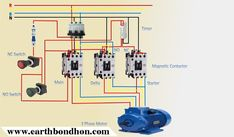 20 3 Phase Wiring Ideas Electricity Delta Connection Wire