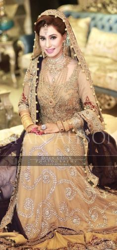 Pakistani bride.