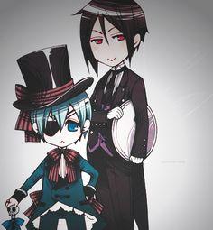 black butler :D