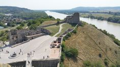 Did you know that the upper part of Devín Castle is open once again after years of stabilisation works? The view of the Danube & Morava rivers and Austria is worth the climb!