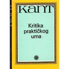 Imanuel Kant - Kritika Praktičnog Uma E-Knjiga PDF Download - Besplatne Knjige