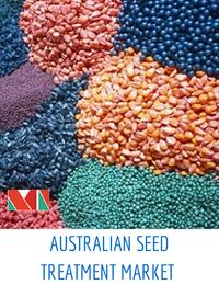 Seed treatment can be defined as the application of chemical ingredients or biological organisms to the seed that enables in suppressing, controlling or repelling plant pathogens, insects, or other pests that attack seeds, seedlings or plants. The Australia seed treatment market was worth around 27.6 million in 2015 and is expected to cross $40.87 million by 2020 growing at the CAGR of 8.2% during the forecast period 2015-2020.