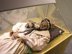 Mummies. Overleven na de dood