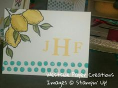 #Sale-A-Bration stamp set A Happy Ting and #Sophisticated Serifs by Stampin' Up!