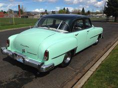 1952 Chrysler Windsor Deluxe,Moms car we are selling.