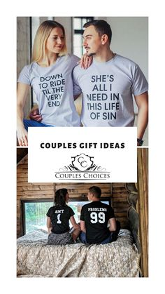 Matching Shirts For Couples, Couple T-shirts, Matching shirts, Couple shirts set, Valentines Shirts, Best Gift #coupleshirts #matchingoutfit #giftforcouple #matchingcouple #coupletees #matchingshirts