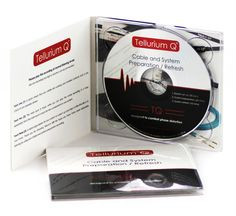 Tellurium Q System Enhancement CD High End Hifi, Gifts, Gift Ideas, News, Favors, Presents, Gift, Gift Tags