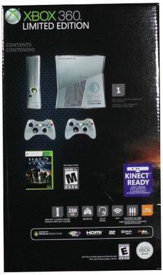 Xbox 360 250GB Halo Reach Console Bundle  http://www.cheapgamesshop.com/xbox-360-250gb-halo-reach-console-bundle-2/