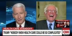 Bernie Sanders On Trump's Discovery That Health Care Is 'So Complicated': LOL | The Huffington Post