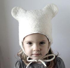 Bear Hat - Childs size $28