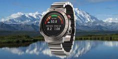 Fenix Chronos, un reloj elegante, costoso y deportivo - http://www.entuespacio.com/fenix-chronos-un-reloj-elegante-costoso-y-deportivo/ - #FenixChronos, #Gadgets, #Garmin, #Noticias, #Smartwatch, #Tecnología, #Wearable