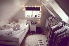Tumblr teen girl room hipster idea