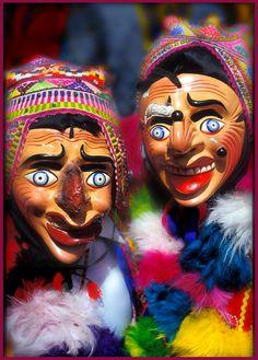Peru: Festival Mask Parade - Photograph at alleephotography.com573 x 800 | 215.3 KB | www.alleephotography.com