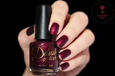 Delush Polish Poisoned Wine