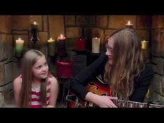 Lennon and Maisy- Hard Times Come Again No More, these girls leave me speechless.  I'm in awe.  Plus I love this song