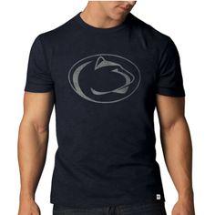 Penn State Nittany Lions 47 Brand Fall Navy Soft Cotton Scrum T-Shirt 459e99b92