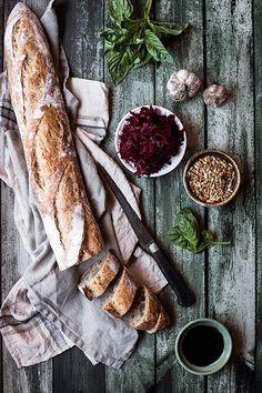 Red Beet Pesto Ingredients   Flickr - Photo Sharing!