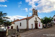 Igreja Matriz de São João Batista, Cedovim - Vila Nova de Foz Côa , Douro Superior , Portugal