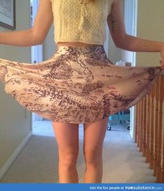 What I wore to see The Hobbit