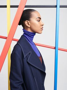 Photography: Zoltan Tombor at See Management.Styled by: Debbie Hsieh at See Management.Hair Fernando Torrent.Makeup: Yasuo Yoshikawa.Model:Alewya Demmisset at Women.