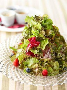 【ELLE a table】ハーブたっぷりサラダレシピ|エル・オンライン