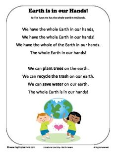 Earth Day Activity Preschool Pack - Itsy Bitsy Learners - TeachersPayTeachers.com