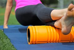 10 Foam Roller Stretches to Give Your Bod Some TLC | Brit + Co
