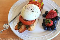 ... Breakfast on Pinterest | Poached Eggs, Egg Benedict and Baked Eggs