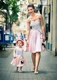 Jolie robe de caniche