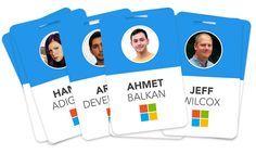 The Microsoft Blue Badge –Reimagined