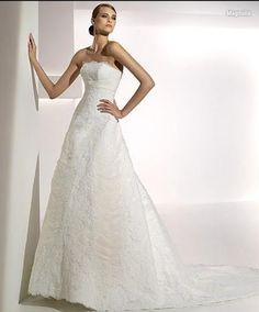 A-Line Wedding Dress Style