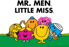 Fox Animation Acquires Film Rights to 'Mr. Men Little Miss' | MovieNewsPlus.com