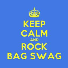 Rock your ostomy bag swag!