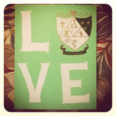 i wish that sorority items incorporated the crest more often.  alpha phi this thing!