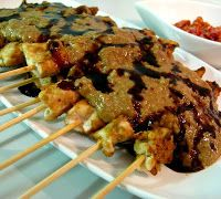 Resep Masakan Indonesia Sate Ayam Madura Food Indonesian Food Sate Ayam